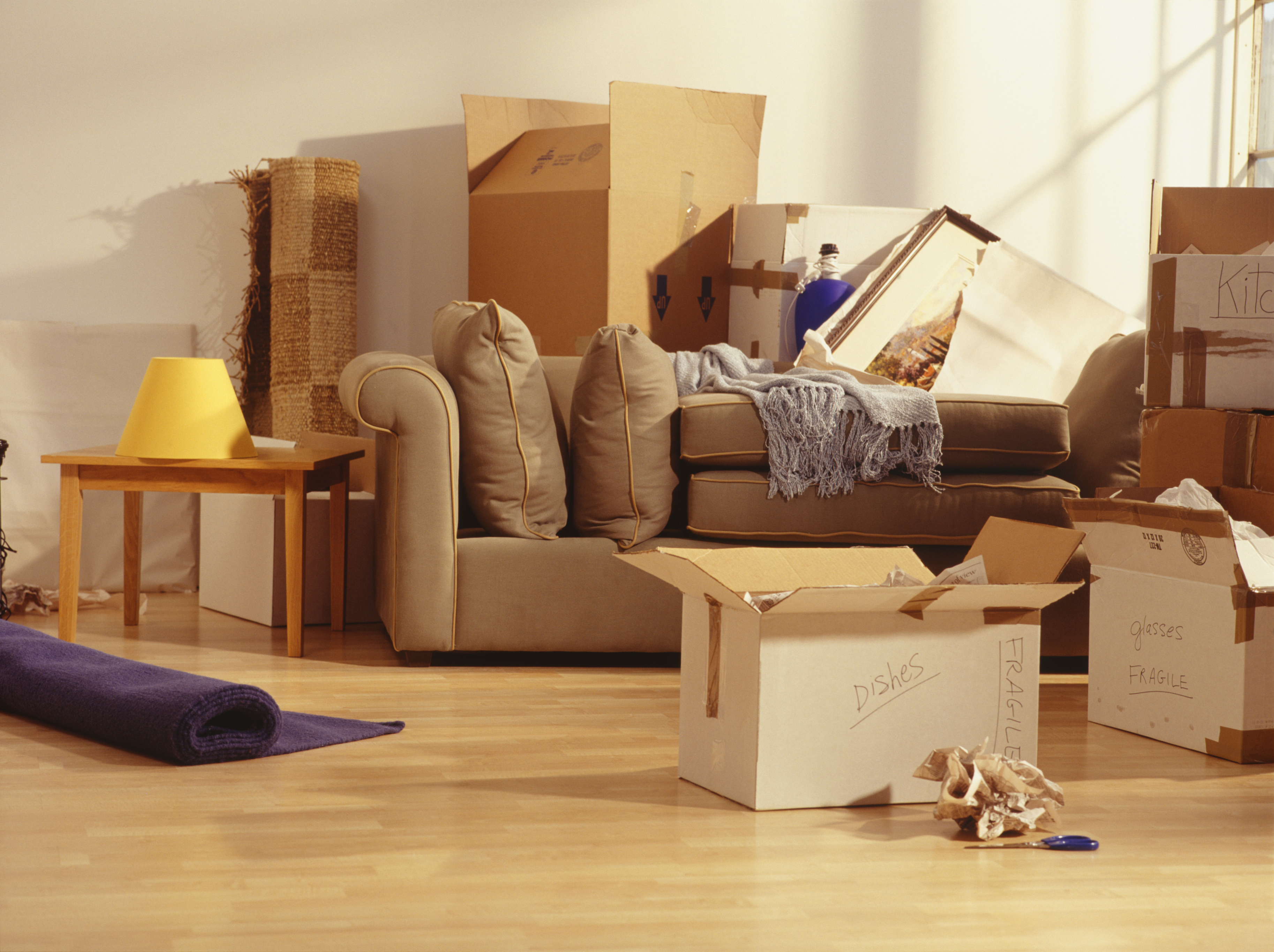 7 Things To Do Before Moving Out
